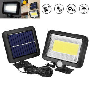 100-LED-Solar-Motion-Sensor-Spot-Light-Outdoor-Garden-Security-Lamp-Floodlight