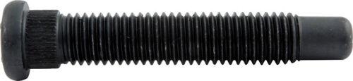 "Racing Wheel Stud 5//8/""-11 X 4/"" OVER ALL LENGHT Coarse Thread .375/"" KNURL LONG"