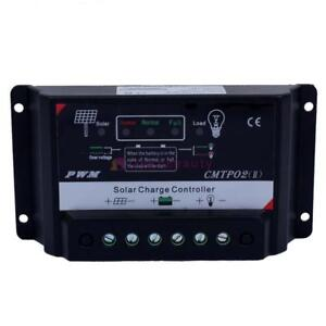 12V-24V-30A-PWM-SOLAR-CHARGE-CONTROLLER-CMTP02-II-2430-COMPACT-EASY-INSTALL