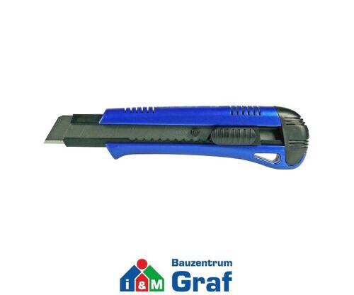 "HaWe 000.18 Cuttermesser /""KDS L-18/"" Automatik-Stop Klingenbreite 18 mm //#852050"