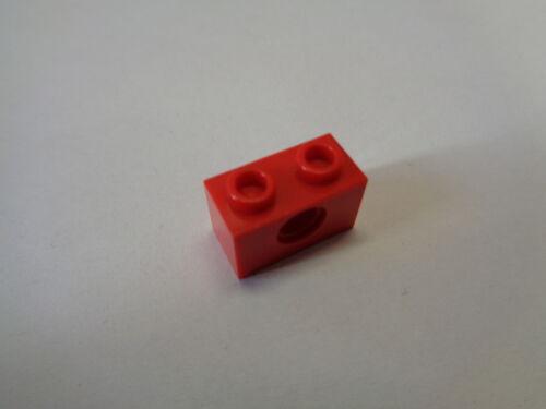 LEGO TECHNIC Barres Perforées 1X2 Brick 1 hole 2 pin choose color 3700