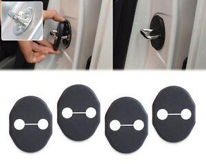 4PCS-Autotur-Sturm-Cover-Lock-Schutz-Kartellverfahren-fur-Mazda-2-3-Mitsubishi