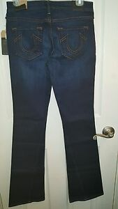6c7d9d175 Image is loading Women-True-religion-jeans-size-26-30-31-