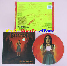 CD BEDEMON Child of darkness from original master tapes BLACK WIDOW(Xs5) lp mc