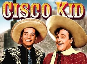 Image Is Loading THE CISCO KID COMPLETE TV SERIES ON 32