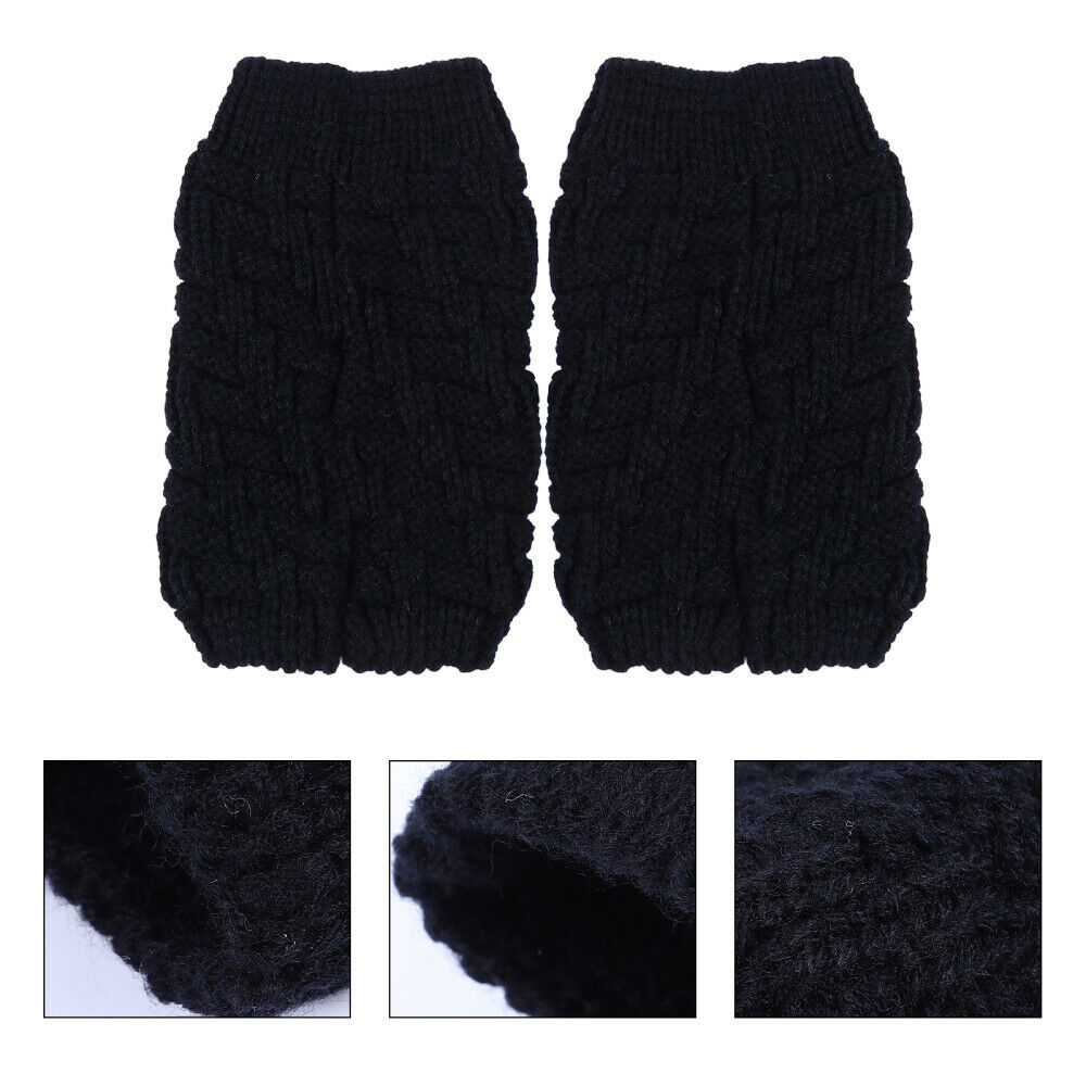 1 Pair Portable Creative Knee Sleeve for Ornament Decoration Wearing Support