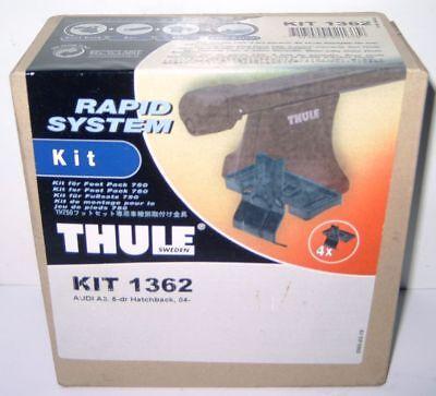 THULE Montagekit 1082 Rapid System Fußsatz 750 und 754 Peugeot 406