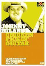 Johnny Hiland Chicken Pickin' Guitar Tutor Lesson  DVD