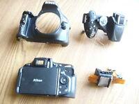 Nikon D5200 Digital Camera Replacement Parts With 3-inch Vari-angle Lcd Monitor