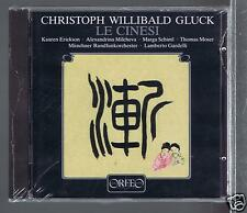 GLUCK CD NEW LE CINESI / LAMBERTO GARDELLI MUNICH RADIO ORCHESTRA