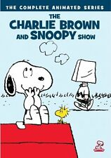 CHARLIE BROWN & SNOOPY SHOW: THE COMPLETE SERIES Region Free DVD - Sealed