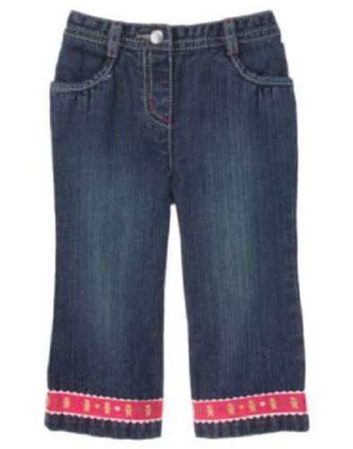 NWT Gymboree Baby Toddler Girl CAPRIS PANTS Options