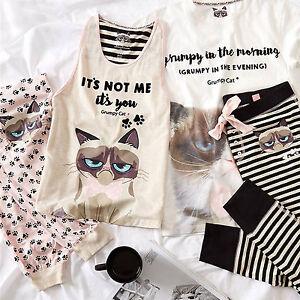 Pyjama Grumpy Cat