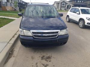 Chevrolet venture 2002 van
