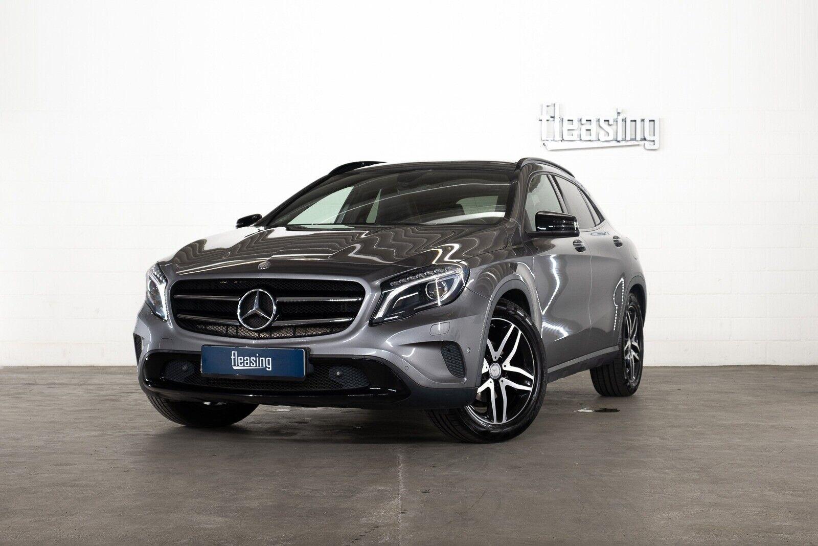 Mercedes GLA200 2,2 CDi aut. 4-M 5d - 1.996 kr.
