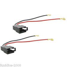 CT55-DC02 DACIA DUSTER 2012 ONWARDS SPEAKER ADAPTER HARNESS CONNECTORS CAR