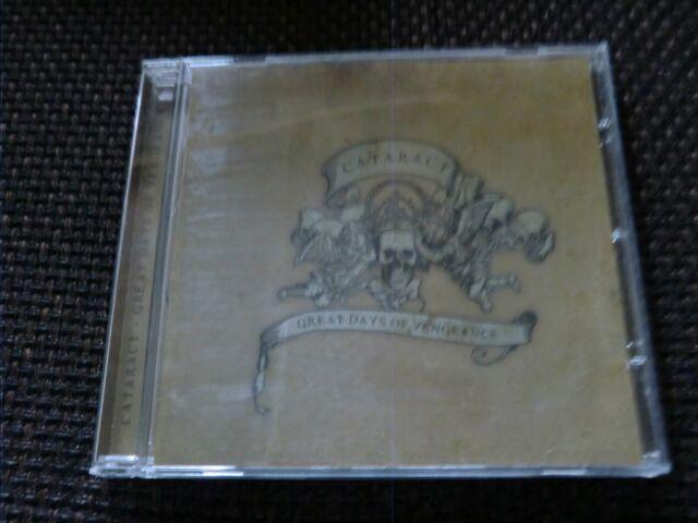 Cataract Great Days of Vengeance Promo CD  neuwertiger Zustand Lifeforce Records