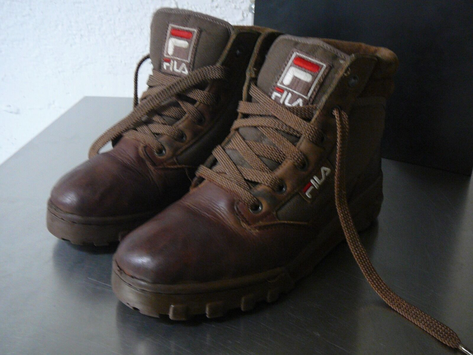 Fila vintage Trekking Boots UK 7.5