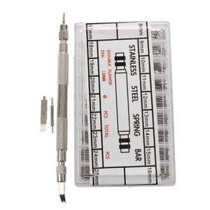 360-pcs-8-25mm-Uhren-Edelstahl-Federstege-Stifte-Uhr-Armband-Balken-Federst-J1
