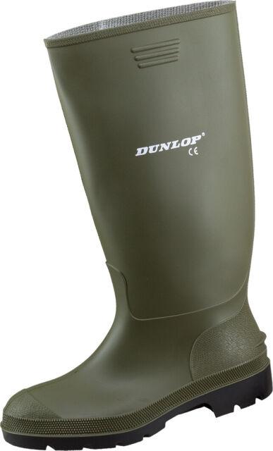Dunlop Pricemastor Lang Sicherheitsstiefel Gummistiefel En Iso 20345 Grün Gr.36 Business & Industrie Schuhe & Stiefel