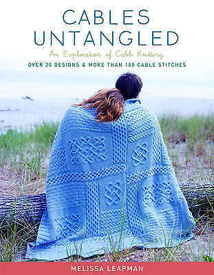 1 of 1 - Cables Untangled by Melissa Leapman (Hardback, 2006)