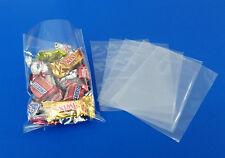 Cello 100 200 1000 Clear Poly Wrapper Cellophane Polypropylene Food Bags