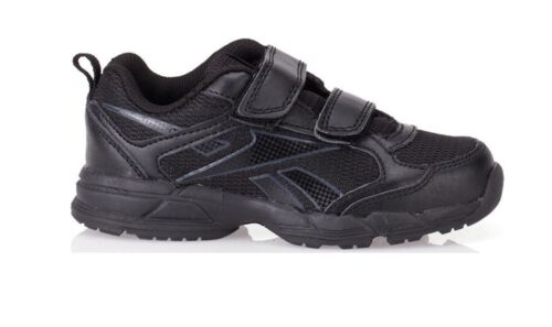Reebok almotio 2.0 Junior Boys Trainers School Shoes in Black Brand New Boxed