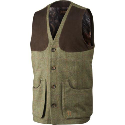 Harkila Stornoway Tweed Tir Gilet-étaient £ 249 Maintenant £ 189
