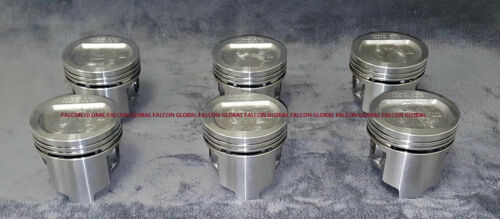 ".030/"" CJ7 CJ5 AMC Jeep 4.2 4.2L 258ci Sealed Power Pistons Set//6 1979-1990"