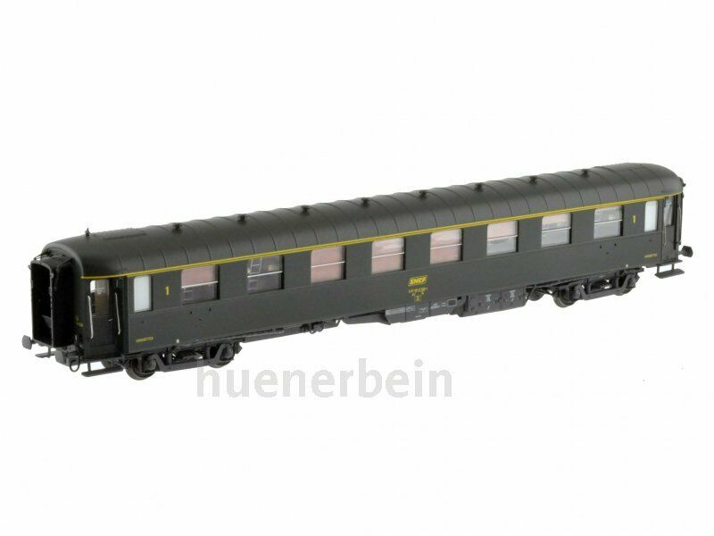Modelsworld mw40389 SNCF 1.kl. Cochero tumbona ocem verde gris ep4a nuevo + embalaje original