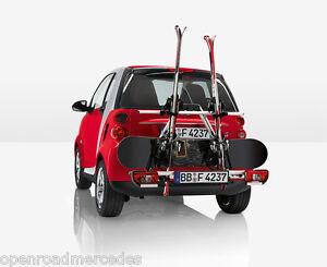 Genuine Oem Smart Car Ski Rack 08 15 Fortwo A451 C451