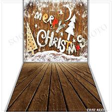 Christmas10'x20' Computer/Digital Vinyl Scenic Photo Backdrop Background BHF460
