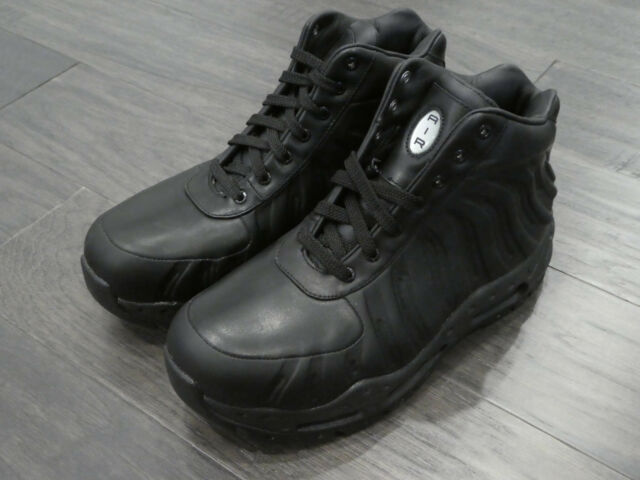 938d23201cd Nike Air Max Foamdome ACG Foamposite BOOTS Black Size 9 for sale ...