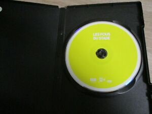 RARE-DVD-NEUF-034-LES-FOUS-DU-STADE-034-Les-Charlots-de-Claude-ZIDI