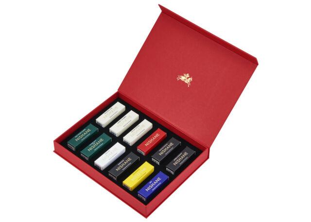 Nishane Extrait De Parfum Discovery Set 12 X 1.5ml Vials – Ani Hacivat & More