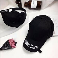 KPOP BTS SUGA Adjustable Baseball Cap Snapback Sport Unisex Hat Hip-Hop Hat New