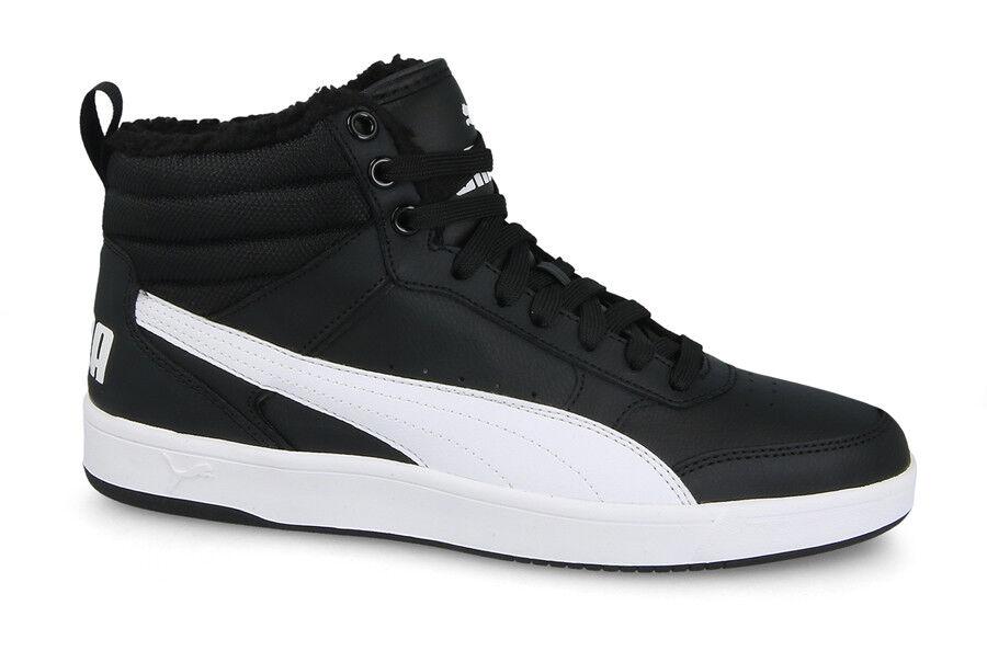 Para Hombres Zapatos Tenis Puma Rebote Street V2 piel [363717 05]