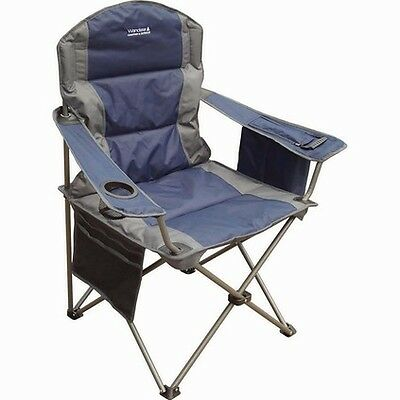 Wanderer Cooler Camp Chair - Navy - Brand NEW Boating Camping Fishing