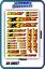 XRAY-RC-CAR-BUGGY-STICKER-1-10-1-8-NT1-T4-XB8-RX8-NITRO-DRIFT-ELECTRIC-YEL-RED-B thumbnail 2