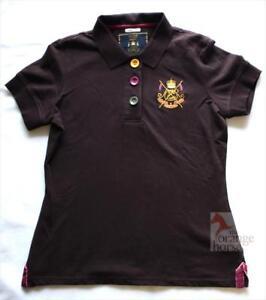 3490e889df8309 Das Bild wird geladen Tom-Joule-Joules-Damen-Poloshirt-Mary-King