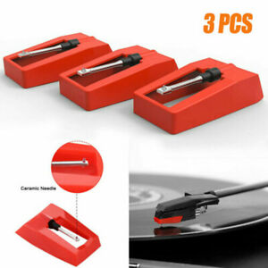 3-Diamond-Replacement-Stylus-Record-Player-Needle-For-LP-Turntable-Phonograph