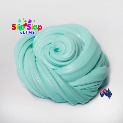 Kids Fluffy Australian Butter Slime Satisfying Toy Scented BUBBLEGUM Slimes