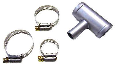 "Coolant Hose T Fitting Radiator Hose T Fitting Hose Splice 1/""  X  1/""  X  5//8/"""
