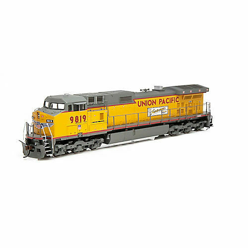 Athearn HO Dash 9-44CW UP Wings #9819