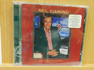 Neil Diamond The Christmas Album Vol 2 CD 1994 Sony Music Columbia 74646646526 | eBay