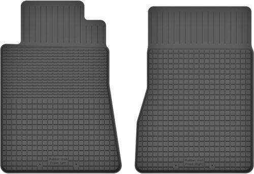 Fußmatte Gummimatten Mercedes SL R230 2001-2011 Set Fahrerseite einzeln winter