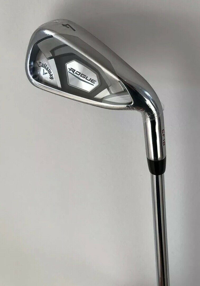 Callaway Rogue 4er hierro con acero-dad y  stiff-Flex nuevo VK 143,00  . -51%  de moda