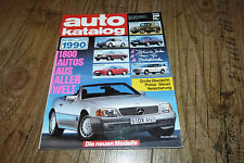 Auto Katalog 1990