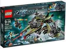 LEGO® Ultra Agents 70164 Hurrikan-Überfall NEU OVP Hurricane Heist NEW MISB NRFB