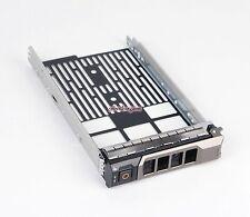 "Lot of 12 Dell 3.5/"" 0KG1CH SATA SAS Tray Caddy R730 R730xd R530 MD1400 MD3400"